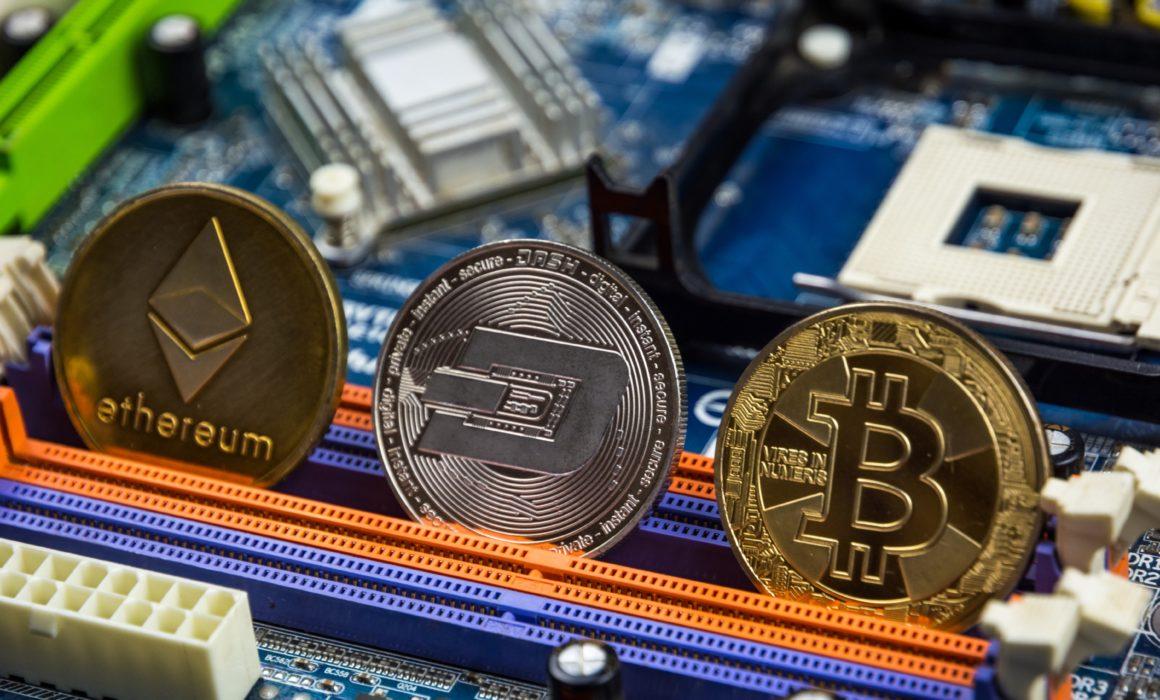Kryptowährungen als Münzen